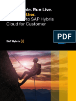 Sap Hybris Welcome Kit c4c Partner 180222