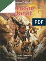 D&D - Dragon Quest - Livro de Aventuras - Biblioteca Élfica (1)