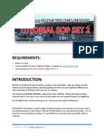 FS2CREW 737 Ngx Reboot Sop 2 Tutorial Button