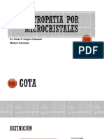 2.1 Artropatia Por Microcristales