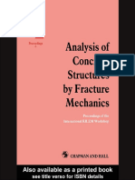 (Rilem Proceedings) L. Elfgren, Surendra Shah-Analysis of concrete structures by fracture mechanics_ proceedings of the International RILEM workshop, Abisko, Sweden, June 28-30, 1989-Spo.pdf
