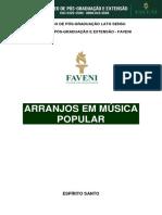 02 - Arranjo Em Música Popular