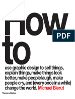 How to Use Graphic Design to Sell Things, Explain Things by Michael Bierut