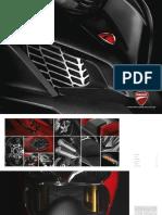 Ducati Cat Accessori ENG