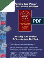 AEE_NIA Power of Insulation  1-19-06.ppt