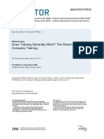 The return to in-company training.pdf