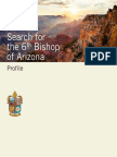Diocese of Arizona profile