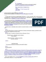 Ordin 353 2003 Autorizare