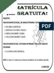 MATRICULA_GRATUITA
