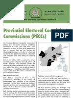 AFGHANISTAN Electoral Complaints Commission 2010 Factsheet 3