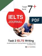 IELTS General & Academic - Writing Task 2 (Adam Smith)