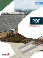 P235TI en 01 Titanium Piezometers