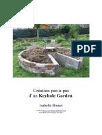 Brunet Isabelle - Création Pas-à-pas d'Un Keyhole Garden