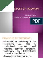 principlesoftaxonomy-161124063542