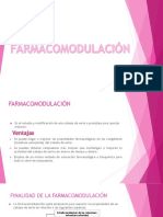 Farmacomodulación