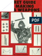 Martial Arts - Secret Guide to Make Ninja Weapons
