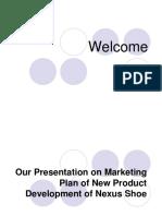 Marketing Plan of New Product Development
