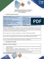 Syllabus of Física de Semiconductores Course