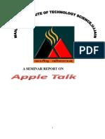 Appletalk Seminar