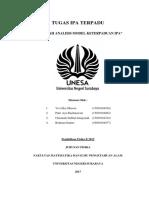 Model Keterpaduan-IPA Fix