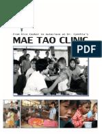 Mae Tao Clinic 20 Year Anniversary
