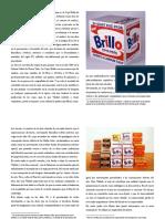Análisis Caja Brillo Definitivo.