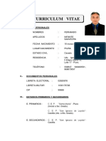 CURRICULUM FIS (Capacitacion Unida-documentado)