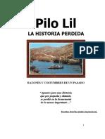 PILO-LIL  La Historia Perdida.