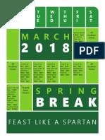 SpringBreak Hours