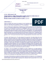 Mendoza v. National Housing Authority 111 SCRA 637