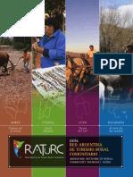 Red argentina de turismo rural comunitario RATURC Guía 2012