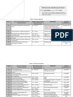 field-based internship planning worksheet - reinhart