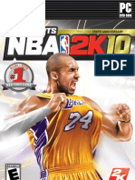 NBA2K10 PC Manual