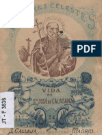 Vida de San José de Calazan