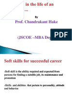 Soft Skills in the Life of an Engineer
