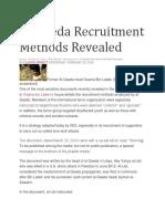 AQ Recruiting Methods