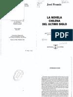 Promis - La Novela Cihlena Del Último Siglo