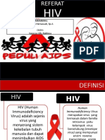 Fix. Referat Hiv Aids