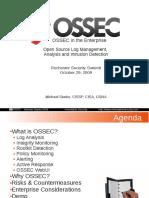Ossec in the Enterprise Final Lr