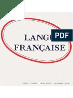 Grèzes Et Dugers, Langue Française Cours Moyen 1955