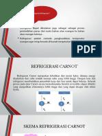 'Documents.tips Refrigerasi Carnot Siklus Kompresi Uap