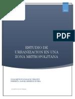 Estudio de Urbanización Metropolitana