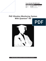070.040-TB PhD Vibration Monitoring 2015-04
