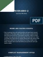 Speech Com Scenario 2