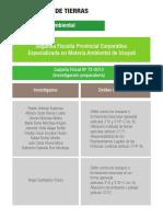 Segunda Fiscalía Provincial Corporativa  Especializada en Materia Ambiental de Ucayali