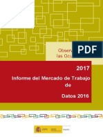 DATOS OCUPACIONALES MADRID 2017