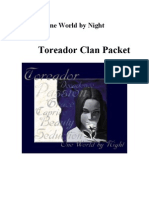Toreador Packet
