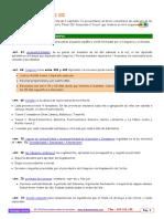 [Trucos Temario] Auxiliar Administrativo - Cortes Generales