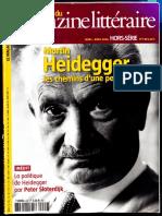 Heidegger to Sartre Oct 28 1945