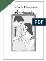 Taller El Diseño de Dios Para El Matrimonio 2